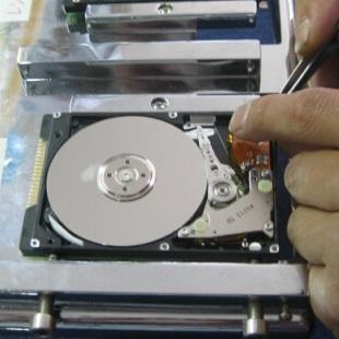 格安データ救出のイメージ