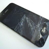 iphone液晶割れ